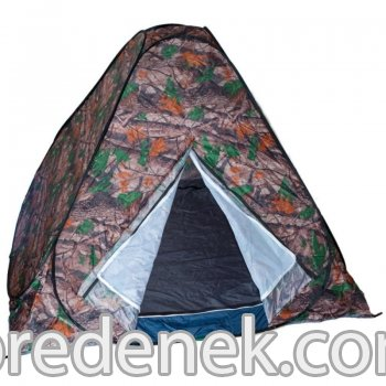 Палатка для рыбалки и туризма автомат 2,5х2,5 м высота 1,7 м дубок
