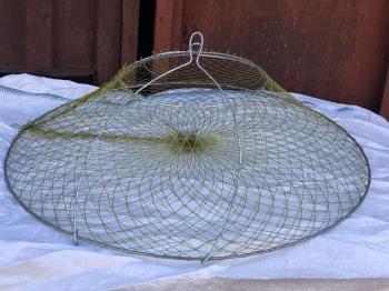 Раколовка (чернильница) ручная работа Ø 60 см