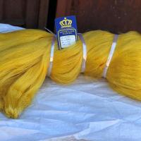 Сетевое полотно (кукла) Gold Corona из скрученой лески (мультимонофил) 0,2x3 высота 75 ячей длинна 150м