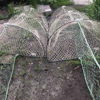 Ятерь рыболовный полукруглый профессиональный Ø 30 см