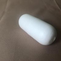 Поплавок рыболовный для оснастки сетематериалов # 12 (пенопласт) белый