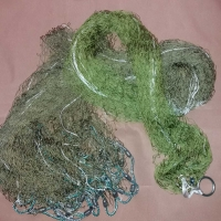 Кастинговая сеть Американка ( парашют) 3 м из капроновой нити